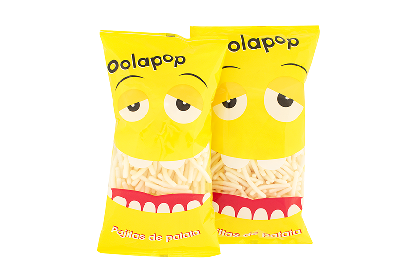 Pajitas de patata Oolapop